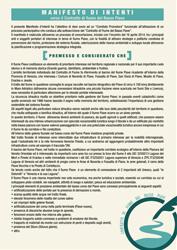 Manifesto di intenti del basso Piave
